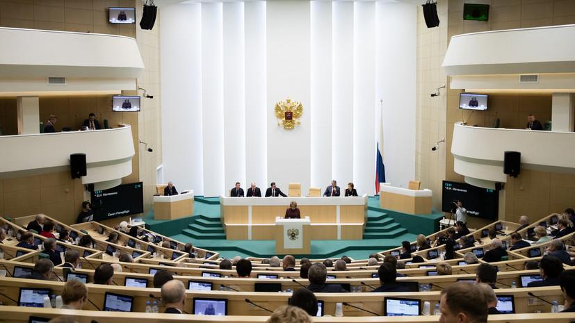 В Совфеде ответили на угрозу США приостановить обязательства по ДРСМД 2 февраля