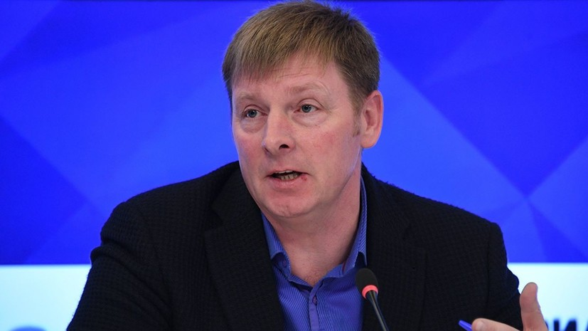 ОКР намерен просить Федерацию бобслея России о прекращении полномочий Зубкова