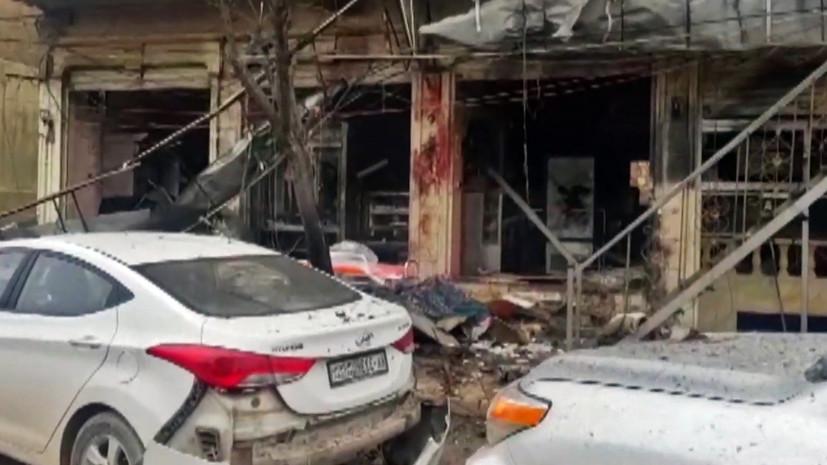 «Во время патрулирования»: американские военные погибли в результате теракта в Манбидже