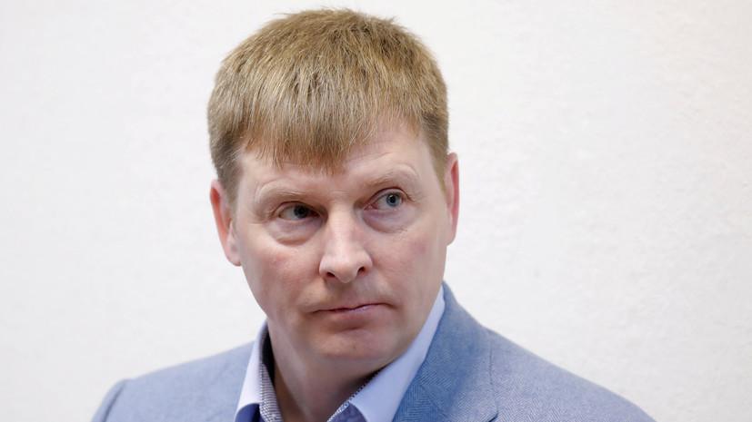 Глава Федерации бобслея России Зубков считает, что ОКР не имеет права требовать его отставки