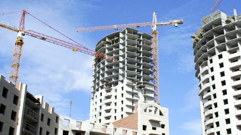В Ленобласти построили 2,64 млн квадратных метров жилой недвижимости в 2018 году