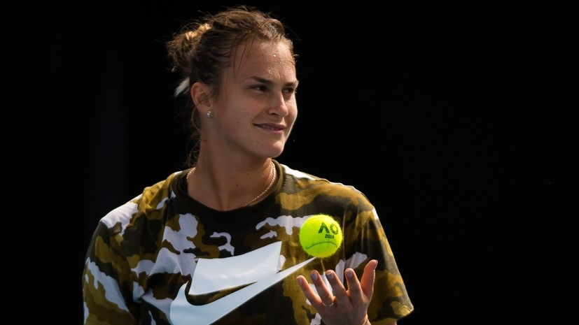 Две пожилые фанатки повздорили из-за повязки теннисистки Соболенко