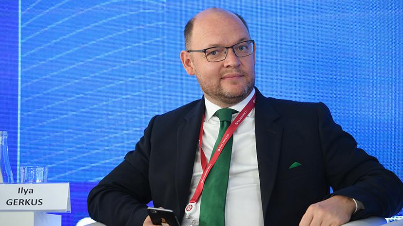 Геркус рассказал об упущенной «Локомотивом» возможности продать четырёх футболистов за €50 млн