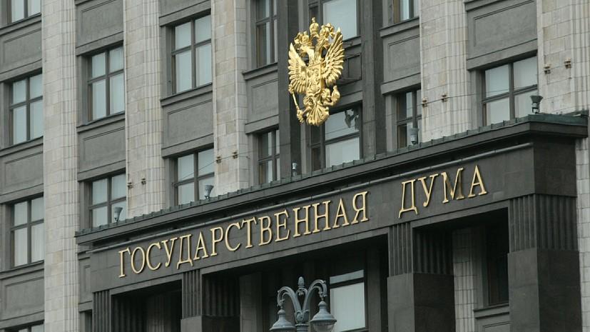 В Госдуме оценили пункт о «гиперзвуковой угрозе» в новом докладе Пентагона