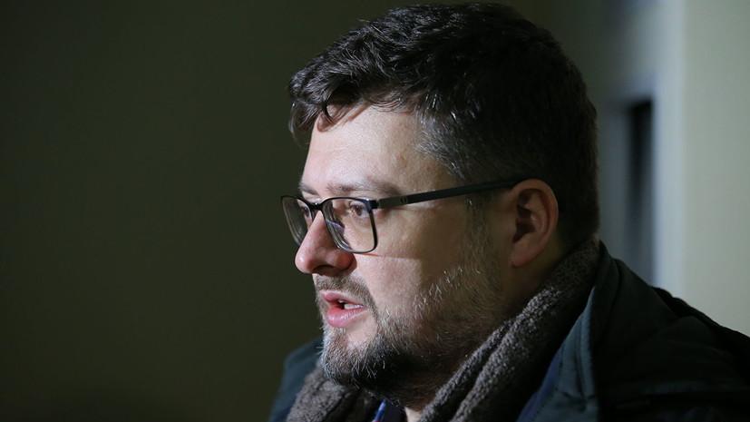 Адвокат Вышинского объяснил обыски попыткой его дискредитировать