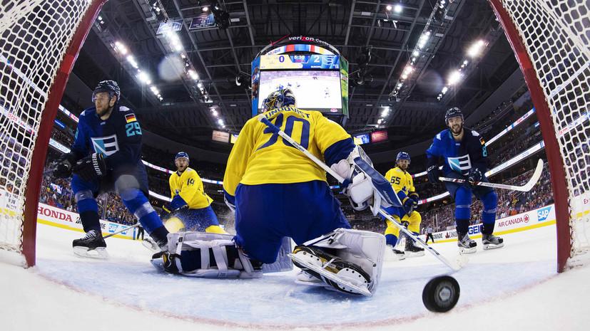 Канарейкин об отмене Кубка мира: проблемы всегда возникают с подачи НХЛ