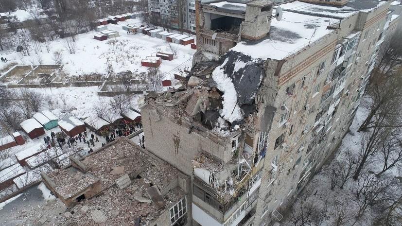 В Шахтах жильцы оказавшихся в зоне ЧП домов начали возвращаться в свои квартиры