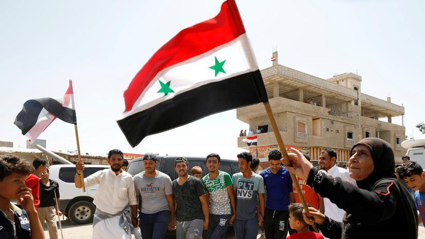 Сирия отказалась от участия в саммите ЛАГ в Ливане