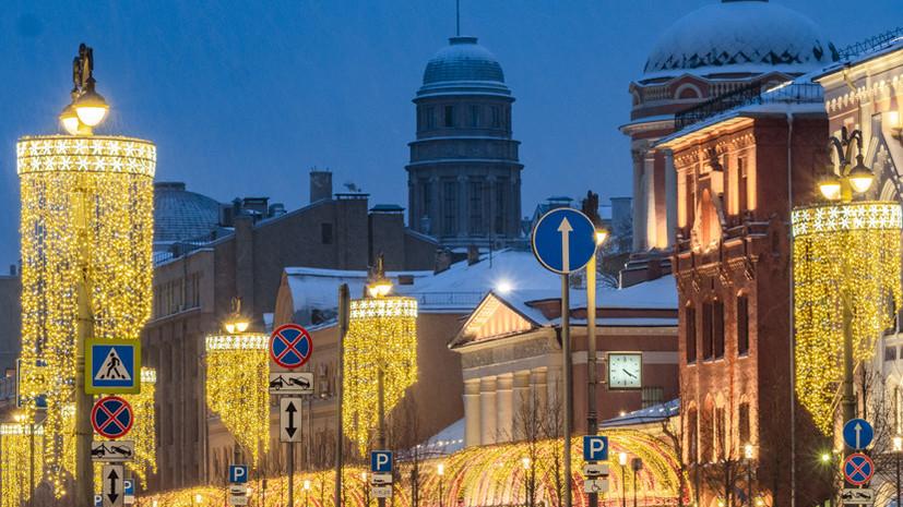 Архитектурный фестиваль состоится в Москве