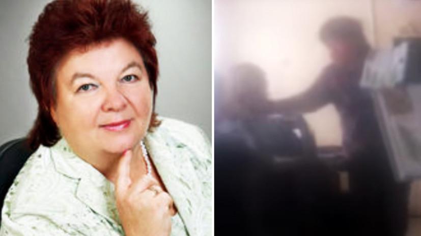 «Методы старой закалки»: в Тольятти преподаватель биологии ударила ученицу во время урока