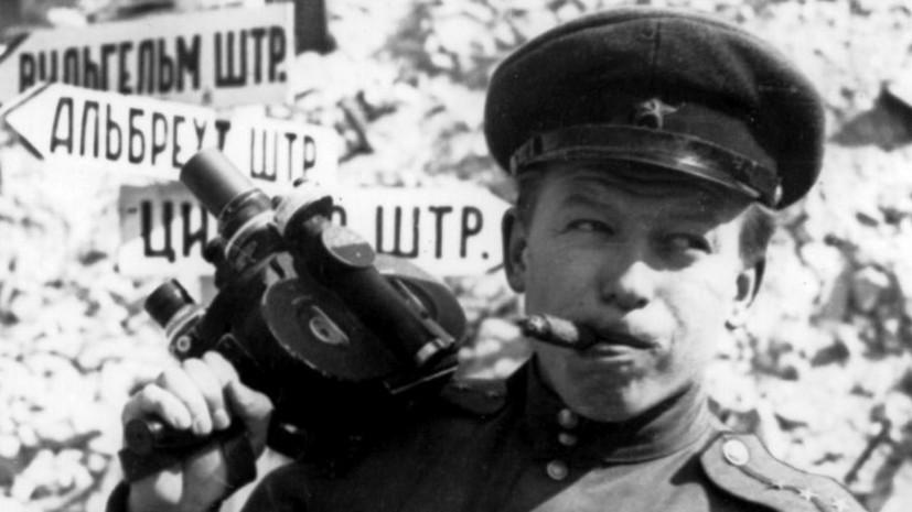 В Москве умер кинооператор Борис Соколов