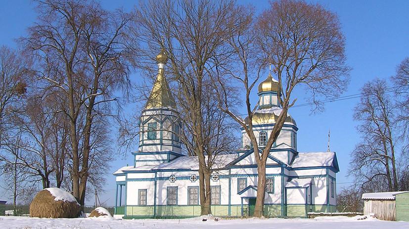 В РПЦ отметили увеличение числа захватов храмов УПЦ на Украине
