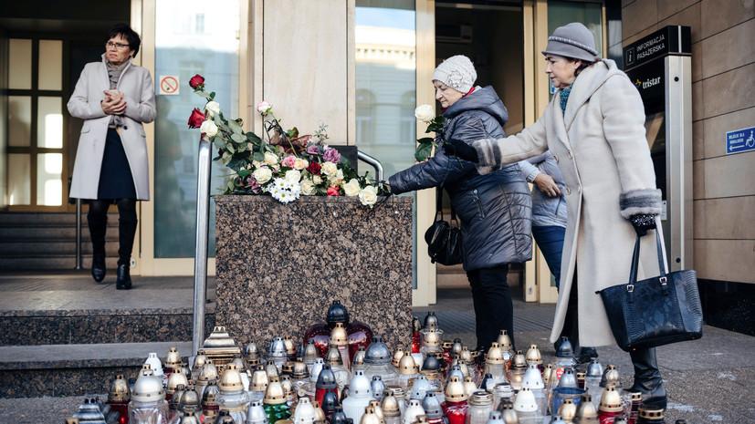 Дуда объявил в Польше траур из-за убийства мэра Гданьска