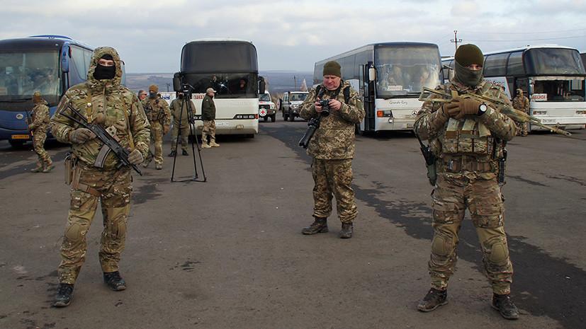 Киев заявил о готовности обменять 25 россиян