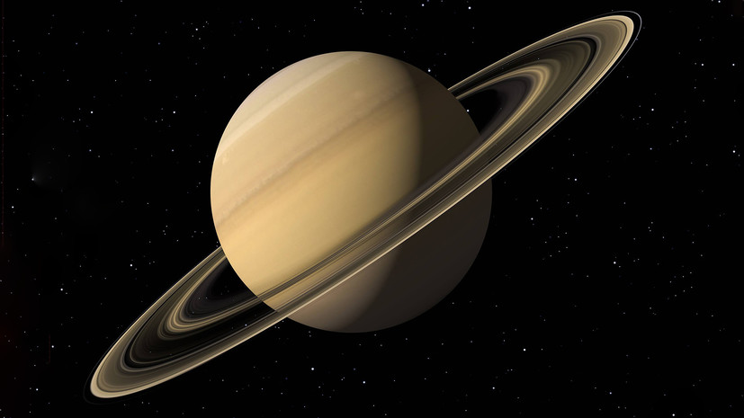 Юные создания: кольца Сатурна оказались во много раз моложе самой планеты