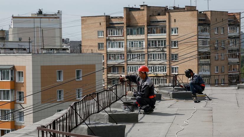 В Подмосковье капитально отремонтируют более 2600 многоквартирных домов в 2019 году