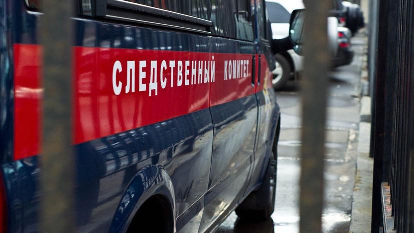 СК возбудил дело из-за гибели человека при взрыве газа в Мурманской области