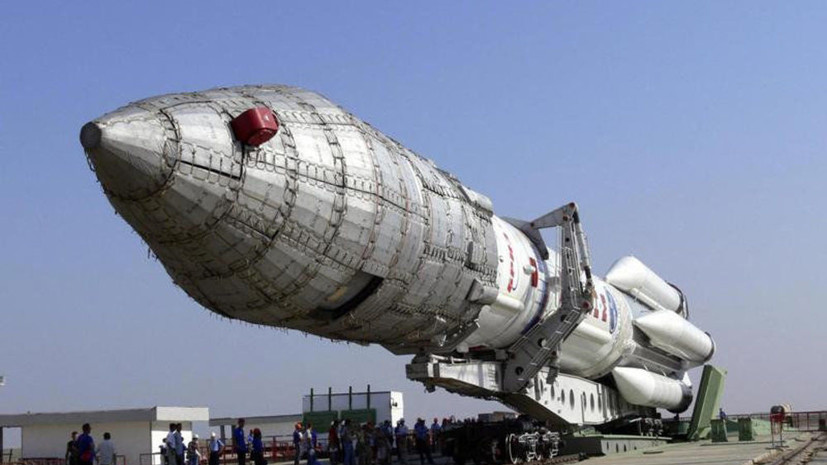 Разработчик рассказал о проблеме в работе двигателей ракеты «Ангара»