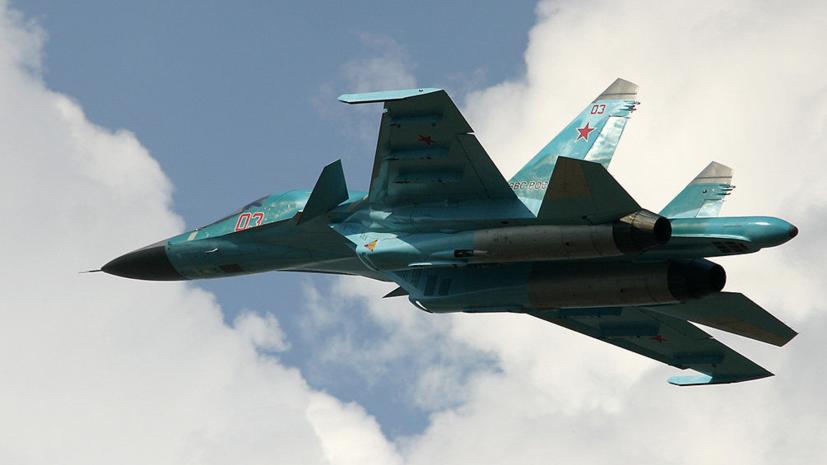 Источник: на Дальнем Востоке пропал с радаров Су-34