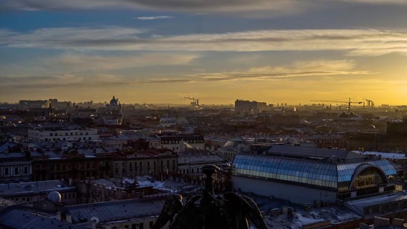 Форум «Арктика — территория диалога» перенесут в Санкт-Петербург