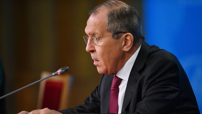 Лавров прокомментировал предложения Германии по Керченскому проливу