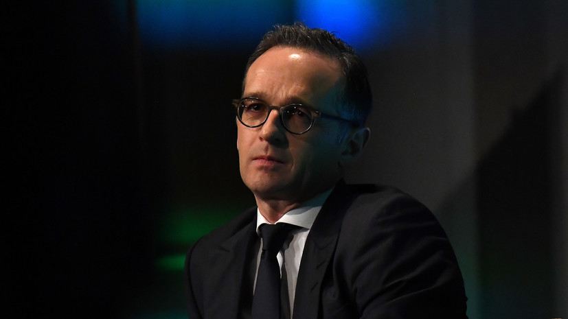 Глава МИД Германии назвал способ спасения ДРСМД