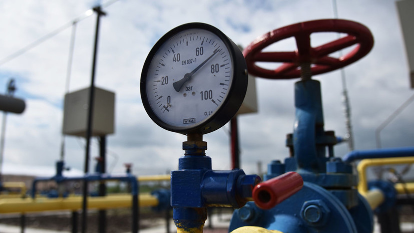 ФРГ не намерена прекращать закупки газа из России после 2050 года