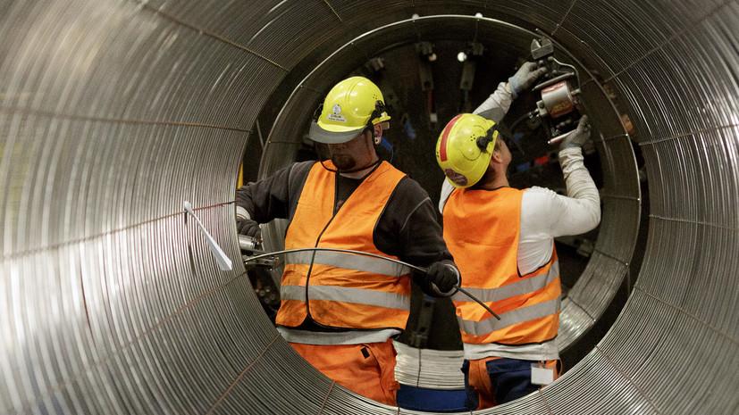 «Запрета точно не будет»: в Германии не планируют отказываться от поставок российского газа после 2050 года