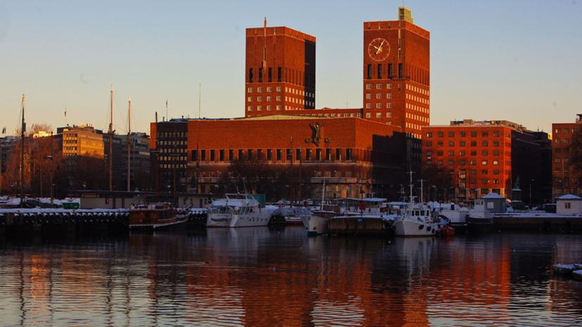 Посольство выяснило личность задержанного в Норвегии россиянина