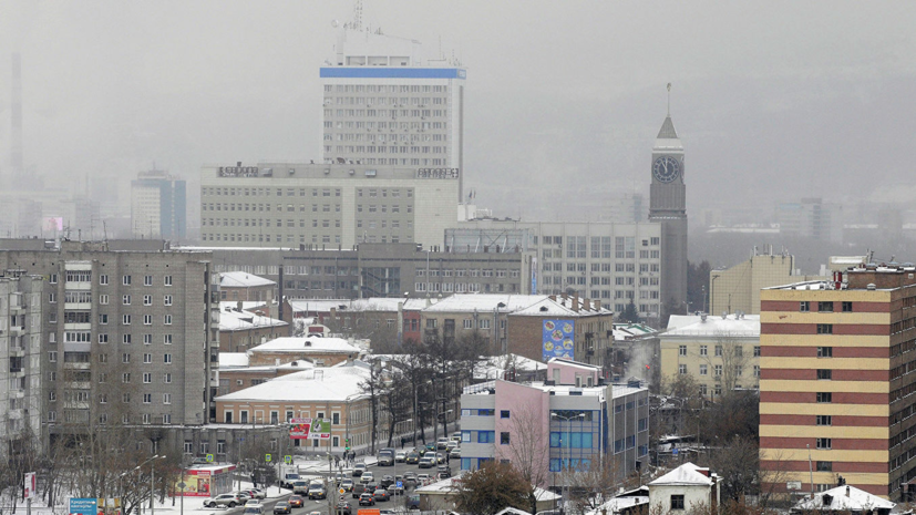 Спасатели предупредили о ветре до 30 м/с в Красноярском крае 19 января