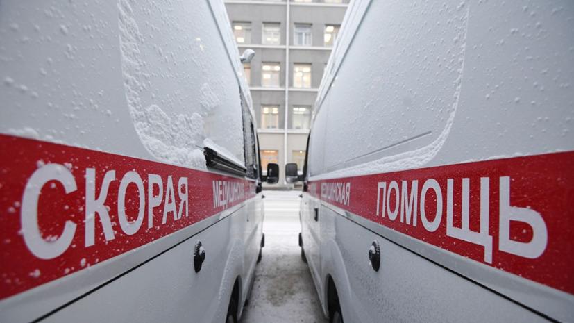 В Рязани в ДТП с грузовиком пострадали шесть человек