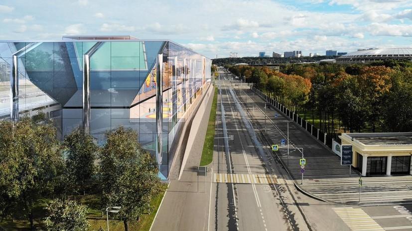 Строительство Дворца единоборств в Лужниках планируют начать в 2019 году