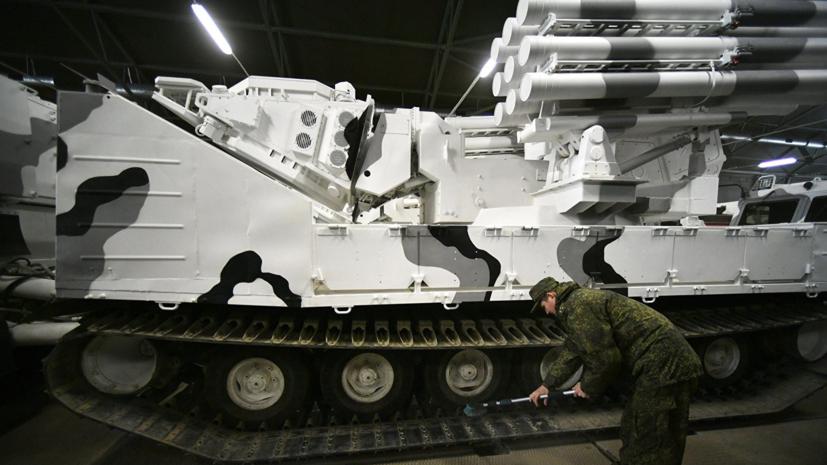 Эксперт прокомментировал предстоящее поступление в войска ЗРПК «Панцирь»