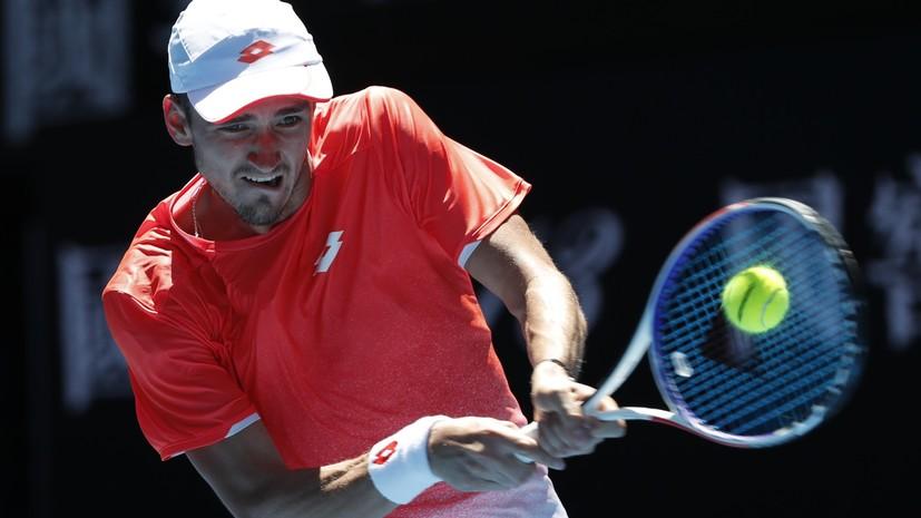 Джокович сыграет с Медведевым в четвёртом круге Australian Open
