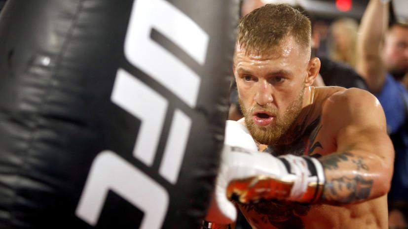 Глава UFC заявил, что следующим соперником Макгрегора будет не Нурмагомедов