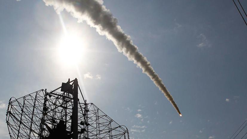 CNBC сообщил об успешных испытаниях в России системы ПРО «Нудоль»