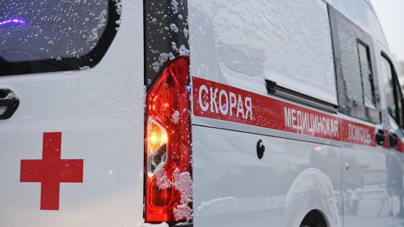 Один человек погиб и один пострадал в результате ДТП в Москве