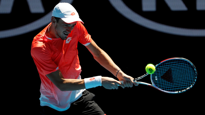 Медведев считает, что мог увереннее обыграть Гоффена на Australian Open