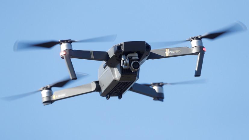 Times: дроны в Британии 120 раз опасно сближались с самолётами в 2018 году