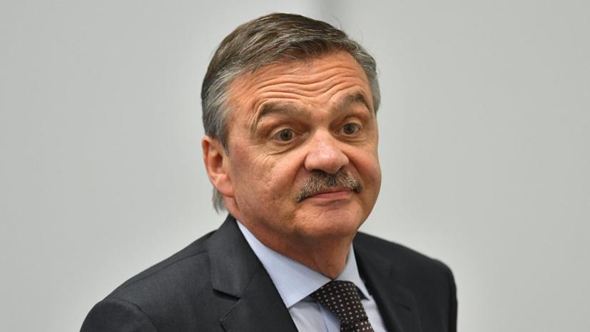 Фазель подтвердил, что покинет пост президента IIHF