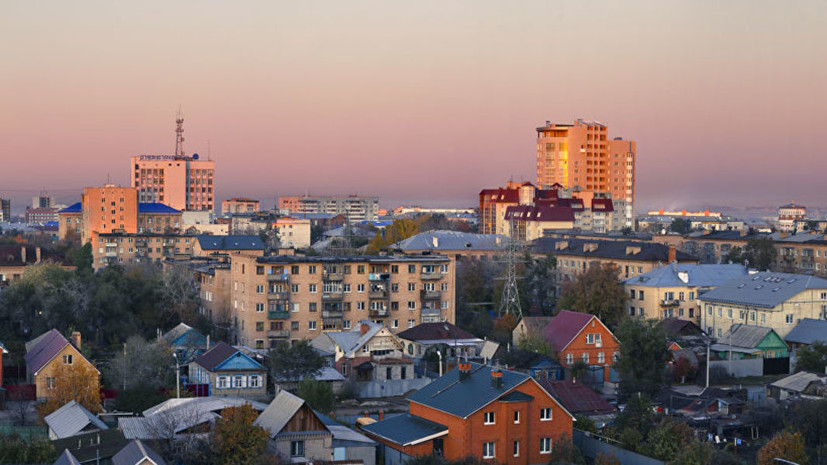 В Оренбургской области построили 911 тысяч квадратных метров жилья в 2018 году