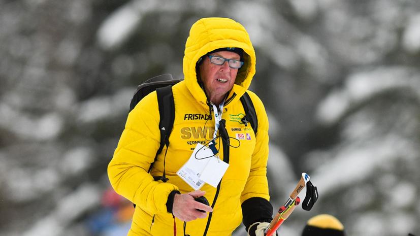 Пихлер: участие Логинова в гонках не должно вызывать никаких вопросов