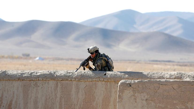 Боевики атаковали конвой губернатора афганской провинции Логар