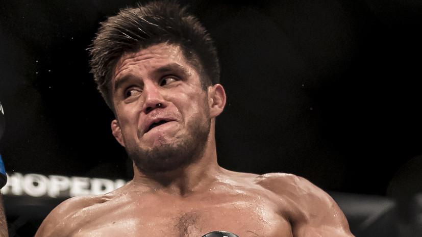 Сехудо нокаутировал Диллашоу в поединке за титул чемпиона UFC в наилегчайшем весе