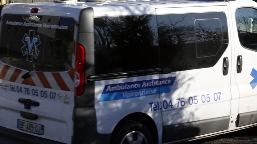 Два человека погибли при пожаре во французском Куршевеле