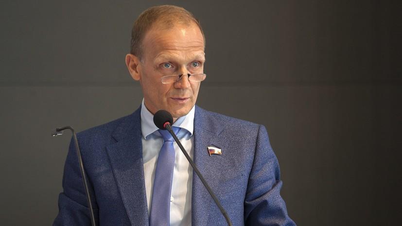 Драчёв рассказал о своём разговоре с главой IBU насчёт критики в адрес Логинова