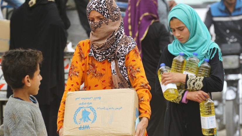 «Воздействовать на население»: США на 22% увеличили финансирование программы оказания «общественных услуг» в Сирии