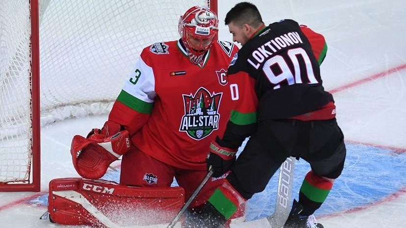 Гудачек рассказал, кто из хоккеистов пригодился бы сборной России по футболу