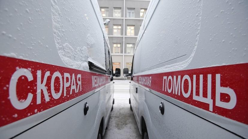 В результате ДТП под Челябинском пострадали 11 человек