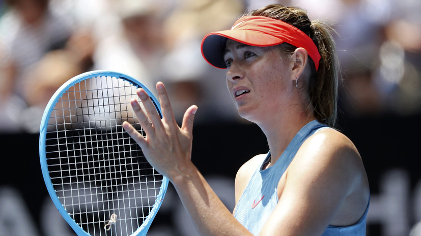 Взлёт Павлюченковой, неудача Шараповой и поражение Федерера: итоги седьмого игрового дня Australian Open